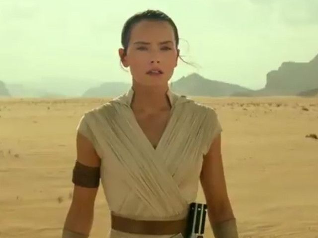 'Star Wars IX' Title Revealed - Watch the First Trailer!