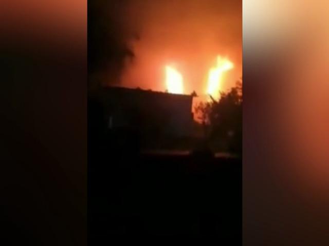 Fire at Iraqi hospital kills dozens of Covid-19 patients