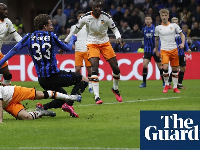 Atalanta produce a night to remember with decisive defeat of Valencia