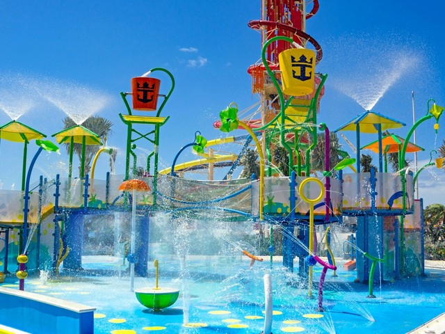 Royal Caribbean opens two new Perfect Day at CocoCay venues