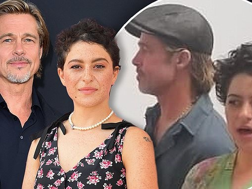 Brad Pitt, 55, has been spotted several times with actress Alia Shawkat, 30