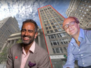 Knotel takes four floors at building that Isaac Chetrit plans to replace with skyscraper
