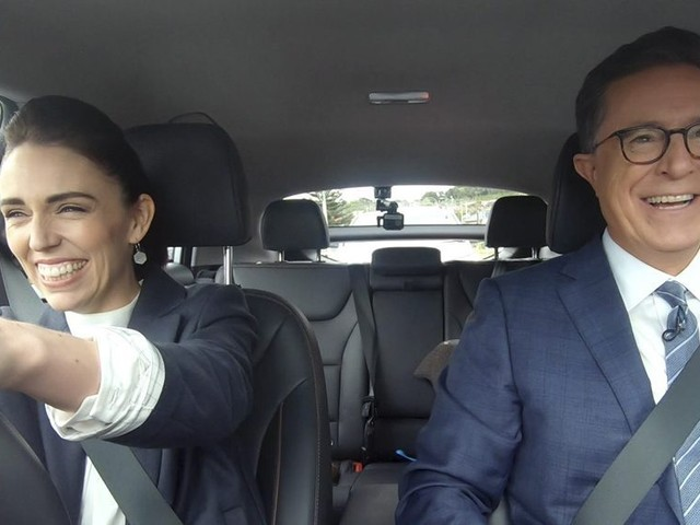 'The Late Show' To Air Week Of Shows Featuring Stephen Colbert's New Zealand Adventures