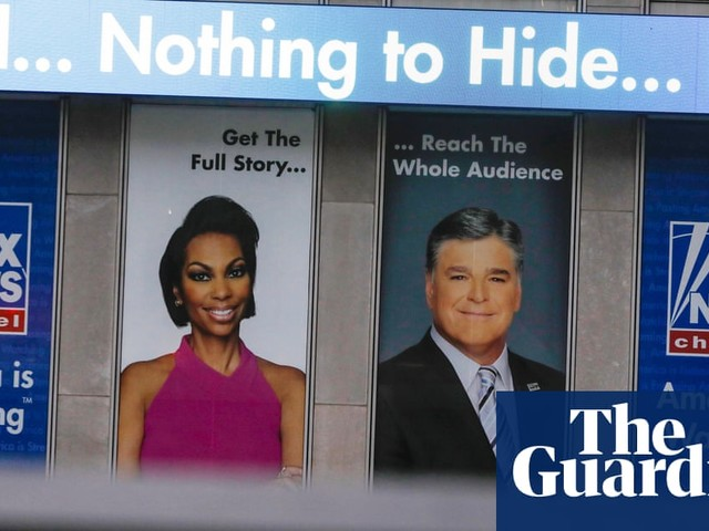 'A circus and a hoax': how rightwing media are covering impeachment