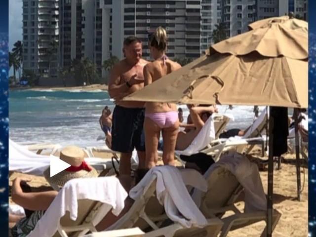 'Fat cat' Dems enjoy beach retreat in Puerto Rico amid longest shutdown in US history