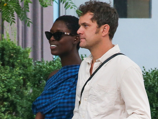 Joshua Jackson & Jodie Turner-Smith Couple Up For Shopping Trip at Their Favorite Store!