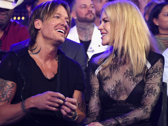 Keith Urban Thanks Wife Nicole Kidman In Sweet CMT Awards Speech