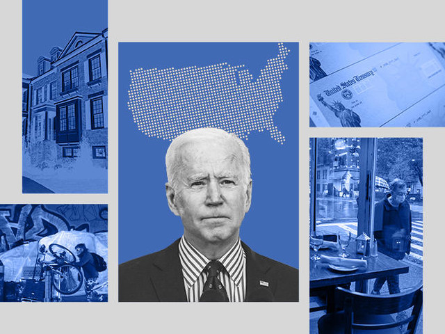 What real estate gets in Biden's $1.9 trillion package