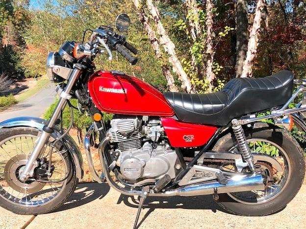 1981 Kawasaki CSR305