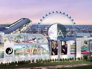 """New Jersey's $5 Billion """"American Dream"""" Mall Finally Set To Open After 17 Years"""