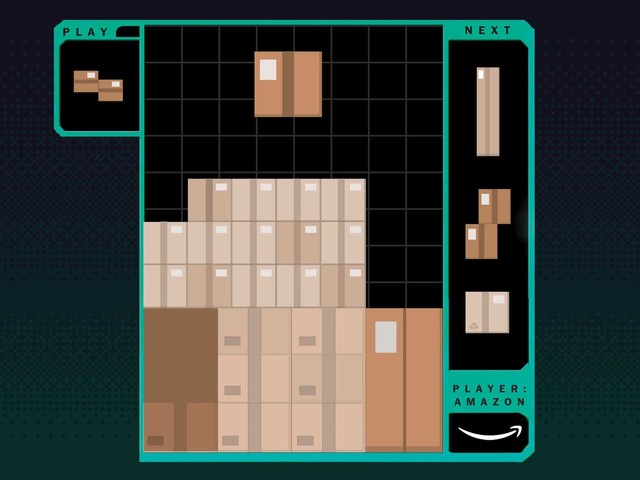 'MissionRacer': How Amazon turned the tedium of warehouse work into a game