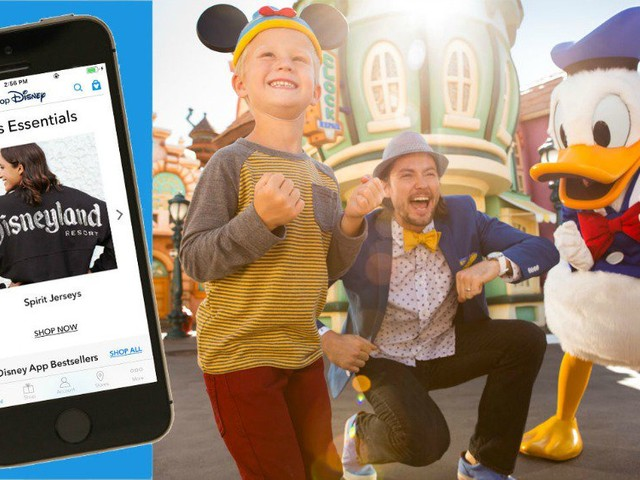 Shop Disney Parks App Retires May 31; shopDisney to Become One-Stop Shopping for Disney Merchandise