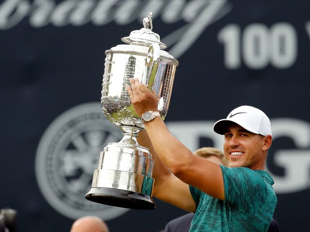 Column: Brooks Koepka motivated by pair of daily messages