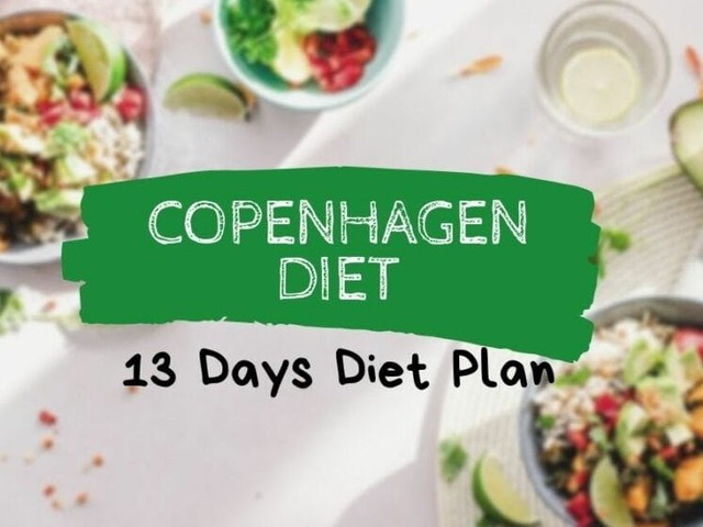 The 13 Day Copenhagen Diet To Lose 7 Pounds Without Difficulty (Full Menu)