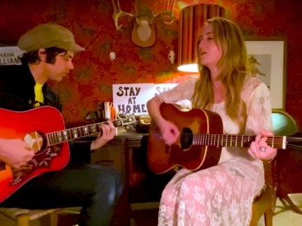 """Watch Margo Price Debut New Song """"Someone Else's Problem"""" In Recorded-From-Home Tiny Desk Concert"""