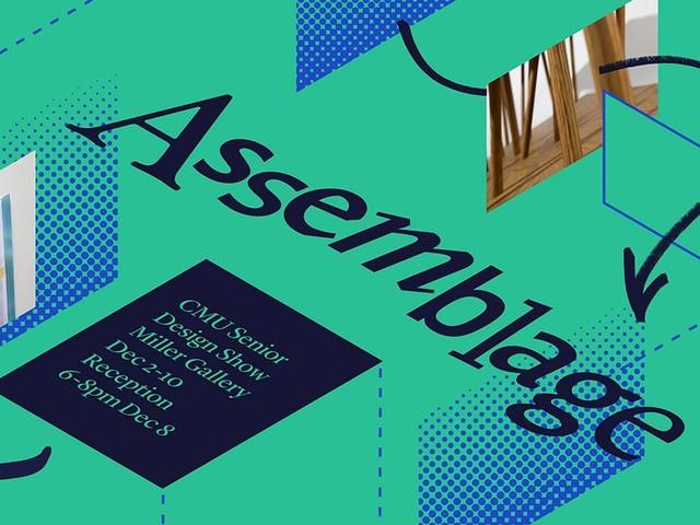 Miller Gallery Hosts School of Design Senior Thesis Exhibition Dec. 2-10