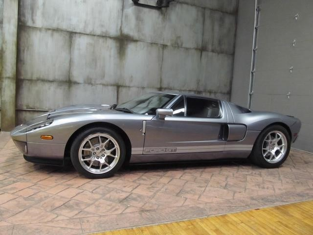 2006 Ford GT STRIPE DELETE