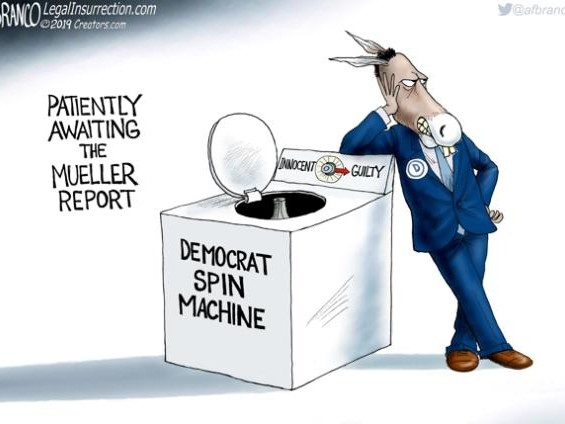 A Dummies' Guide To What Dems Will Say When Mueller Report Is Released