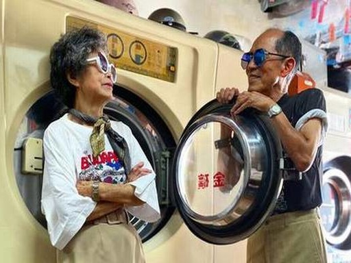 Taiwan grandparents become Instagram stars modelling abandoned clothes
