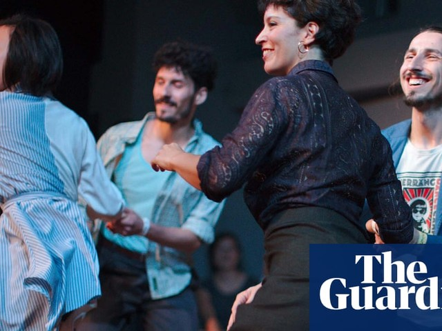 Let's go to the lindy hop: a swing dancing holiday in Budapest