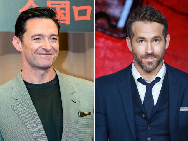 'Deadpool's' Ryan Reynolds and 'Wolverine's' Hugh Jackman finally call truce