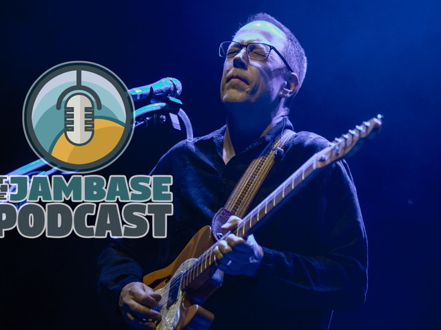 The JamBase Podcast: Jam Cruise 18 & moe. Guitarist Chuck Garvey