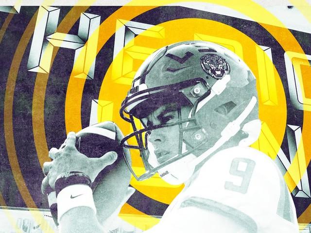 The Modern NFL Has Never Seen a Draft Prospect Rise Like Joe Burrow