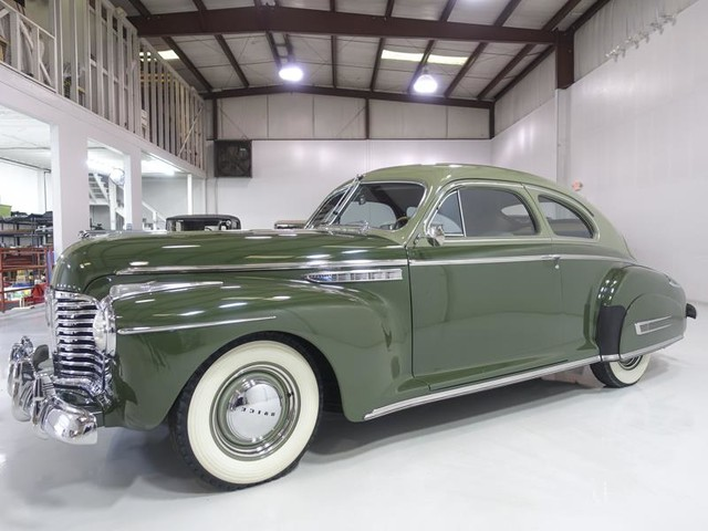 1941 Buick Eight Special Series 40