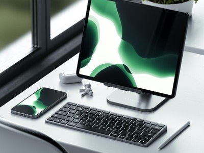 MacRumors Giveaway: Win an X1 Keyboard and iPad Stand From Satechi