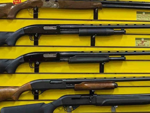 Crooks allegedly looking to steal cars speed toward armed homeowner, neighbor. The good guys with guns come out on top.