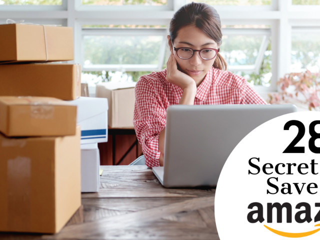28 Secrets to Save at Amazon