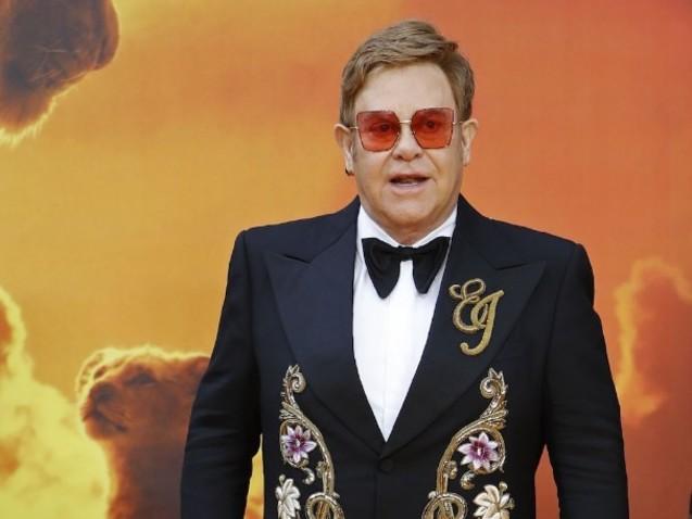Elton John Thinks The New Lion King Sucks