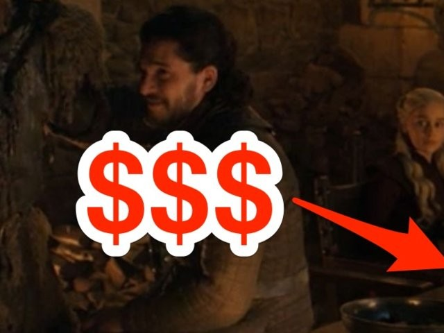 The misplaced coffee cup on 'Game of Thrones' has earned Starbucks 'tens of millions' in free publicity