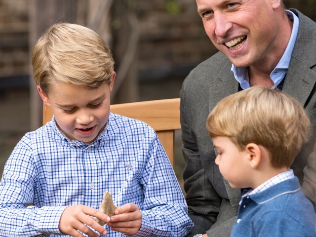 The fossil David Attenborough gifted to Prince George? Malta wants it back.