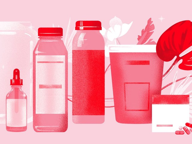It's Pretty & Pink & All Over Instagram — But Is Today's Diet Food Good For You?