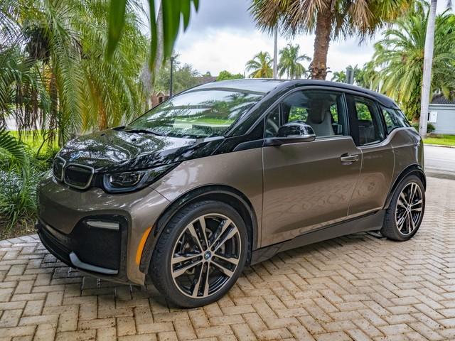 BMW i3 - Driven