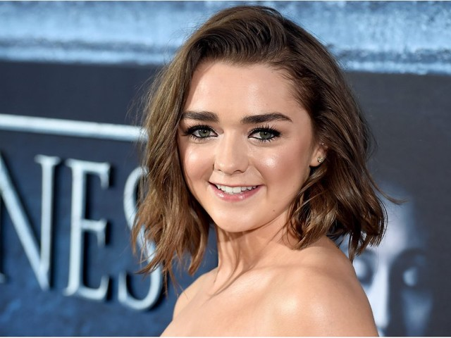 14 Times Maisie Williams Was Nothing Like Game of Thrones' Arya Stark