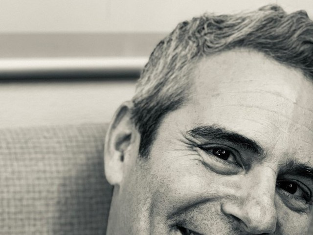 Andy Cohen Is Tired of Being 'Dad Shamed' by 'Momsplainers'