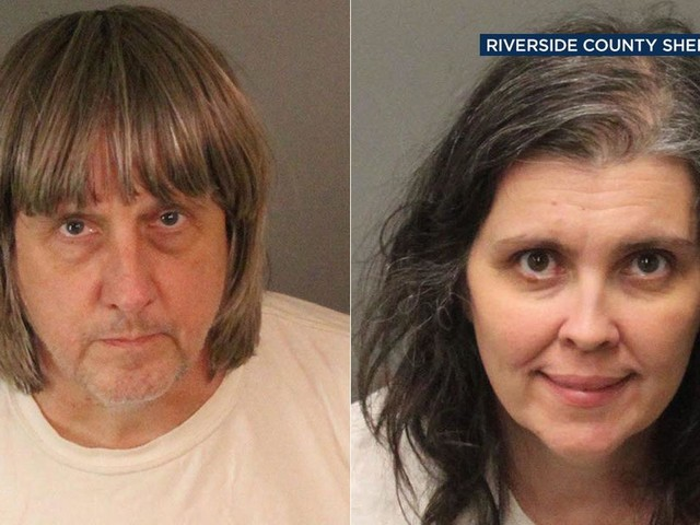 Perris couple accused of holding 13 siblings captive expected in court