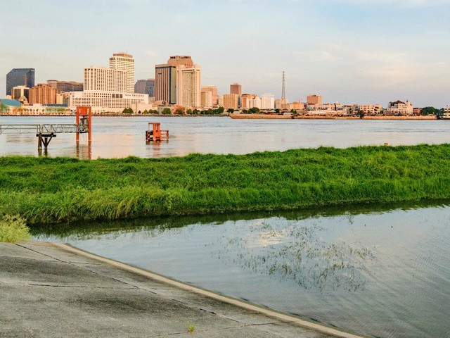Tropical Storm Barry could breach New Orleans' river levees. Here's how the levee system works and how much it can withstand.