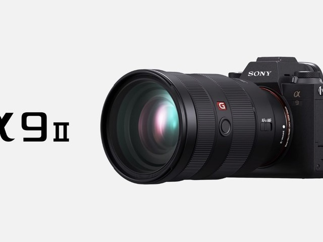 Sony Alpha 9 II Full-Frame Flagship Camera Launched in India