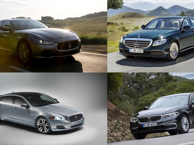 9 Used Luxury Sedans That Cost Less Than $40,000