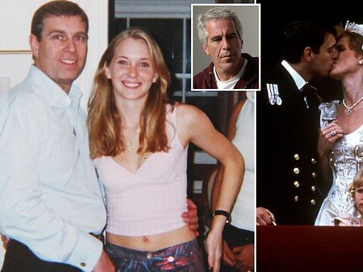 MICHAEL COLE: It's time Prince Andrew came clean about his friendship with Jeffrey Epstein
