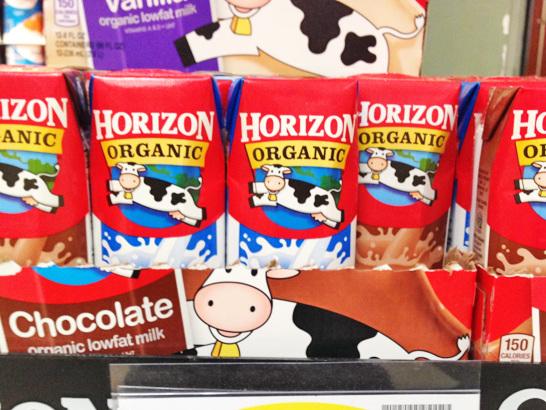 Horizon Organic Milk 18-Pack ONLY $13 at Amazon (Reg $18) – Just 72¢ Each!