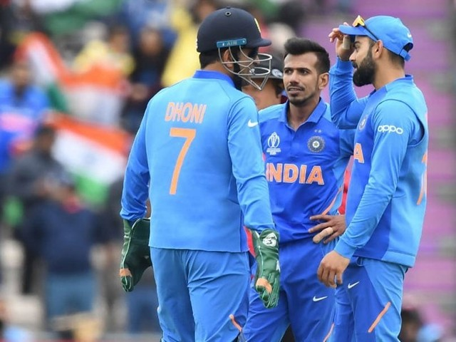 """""""We Miss Him"""": Emotional Chahal Says Seat On Bus Still Reserved For Dhoni"""