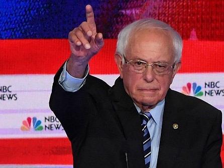 Bernie Sanders Takes National Delegate Lead from Pete Buttigieg