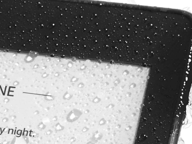 The Waterproof Kindle Paperwhite Is Cheaper Than Ever