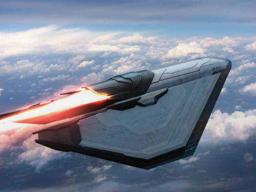 Space Plane Startup Promises Los Angeles To Tokyo In One Hour