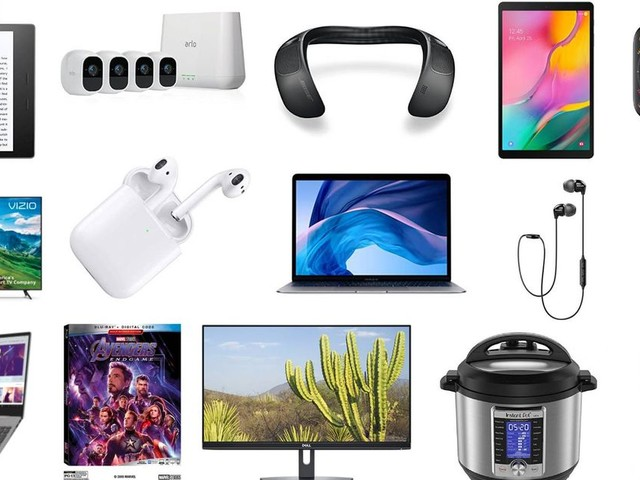 Kindle Oasis, Avengers Endgame Blu-Ray, Arlo Pro 2, and more deals for July 25