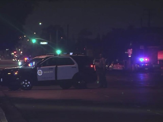 3 sought after deputy-involved shooting occurs in Norwalk